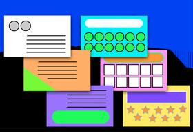 名刺、ポイントカードイメージ